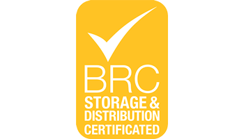 BRC Storage & Distribution Certified