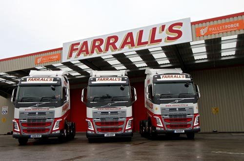 Farrall's invests £3.5m in new Deeside warehousing facility